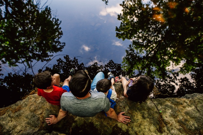 Adventure Day | Mill Creek | Kansas City FamilyPhotography