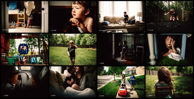 family photography kansas city documentary kids