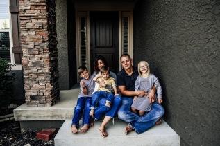 Front Porch Mini Sessions | Kansas City FamilyPhotography