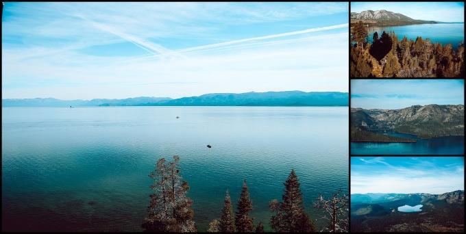 Lake Tahoe Balloon Hot Air Balloon Boat