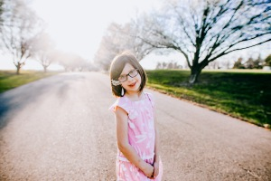 kids spring easter pictures blooming trees portraits